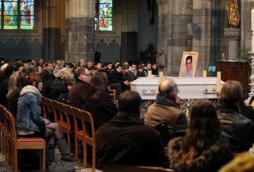 Nog twee slachtoffers van Amrani begraven in Luik