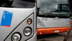 Geen groene bussen meer in Brussel en Wallonië