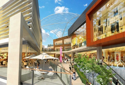 Winkelcentrum Uplace kost Vlaamse regering 60 miljoen euro