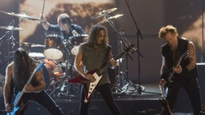 Metallica speelt 'Black Album' in Stade de France