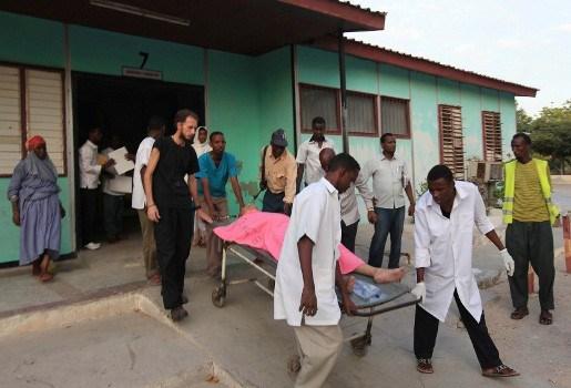 Artsen zonder Grenzen vertrekt uit gevaarlijk district Somalië