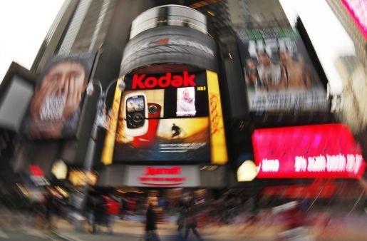 Kodak vraagt bescherming aan tegen schuldeisers (oproep)