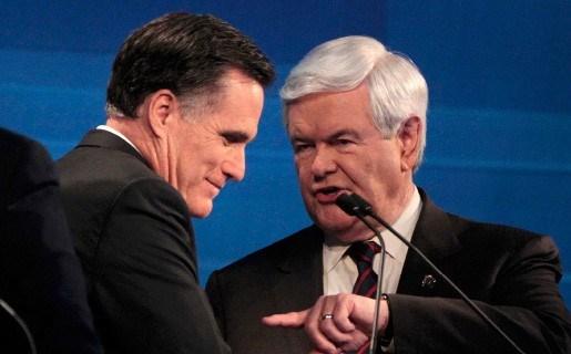 Republikeinse verkiezingen verzanden in vuile oorlog