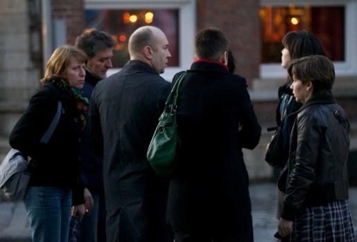 Burgerlijke partijen verbolgen over nieuw uitstel in zaak De Gelder