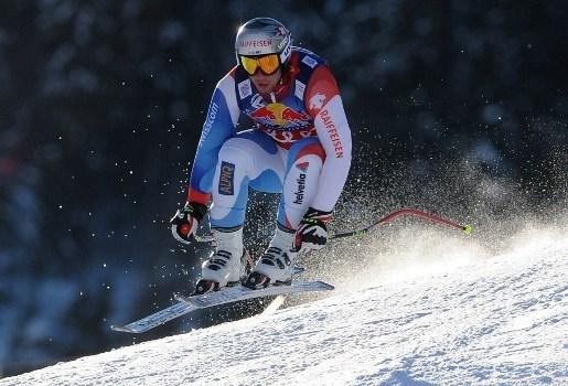 Mogelijk skiërs met airbag tijdens Winterspelen 2014