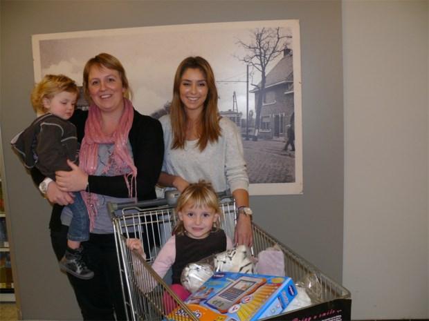 'Bring a Smile' verwent een dag lang zieke kinderen