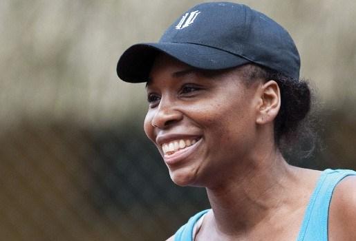 Venus Williams klaar voor eerste match in half jaar