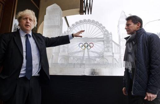 Ontsteking Olympische vlam op 10 mei in Griekse Olympia