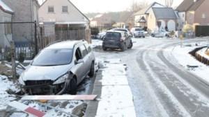 Familielid onderweg naar ongeval raakt zelf gewond