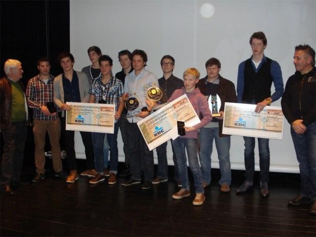 Sportkampioenen van 2011 gehuldigd