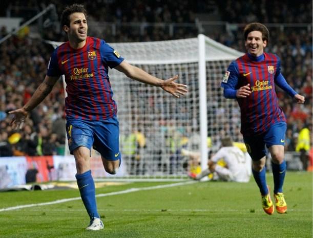 Barça speelt finale