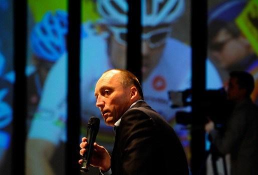"""""""Muur onmogelijk in deze Ronde Van Vlaanderen"""""""