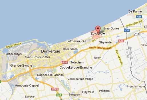 Vader en drie kinderen dood aangetroffen in Duinkerke