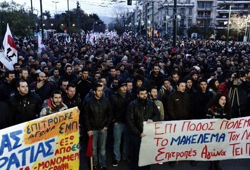 Grieks Staatssecretaris van Werk stapt op