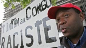 Strip 'Kuifje in Afrika' blijft in rekken liggen