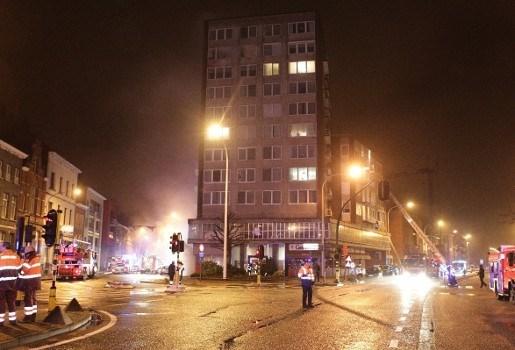 Mogelijk kwaad opzet bij zware brand in appartement in Boom