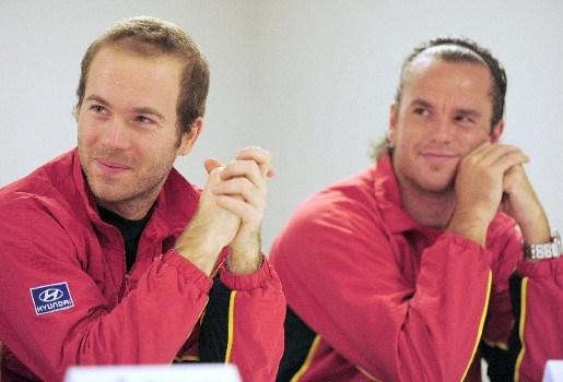 Malisse en Rochus door naar tweede ronde ATP San José