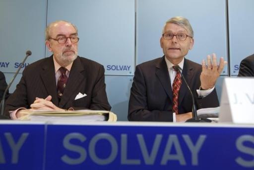 Solvay blijft onder verwachtingen