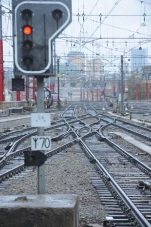 Spoorverkeer Leuven-Mechelen tijdje stilgelegd
