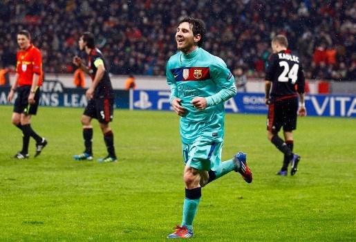 Ruziënde spelers mogen shirt Messi niet houden