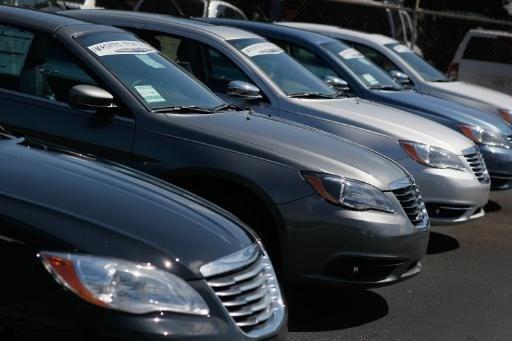 Verkoop personenwagens in januari gedaald in Europa