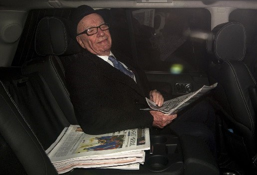 Murdoch wil nieuwe krant op zondag in Groot-Brittannië