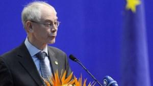 Van Rompuy 2,5 jaar langer EU-president