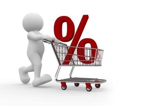 Prijzenoorlog in warenhuizen