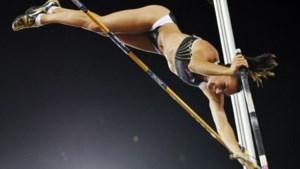 Isinbayeva verbetert wereldrecord indoor polsstokspringen