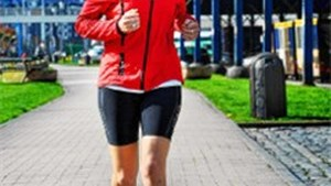 Annick De Ridder prijkt in Runner's World