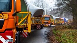 Trucks met molenwieken vanavond weg uit Bilzen