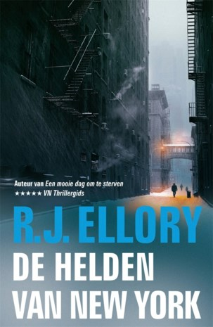 R.J. Ellory, De helden van New York