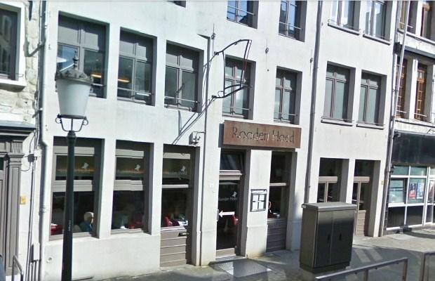 Inbraak in restaurant op Oude Koornmarkt