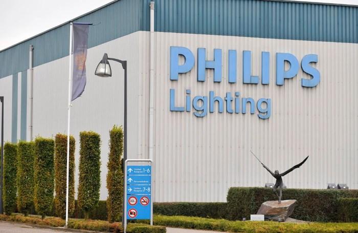 Verhuis lampen Philips Turnhout naar China mogelijk gefaseerd