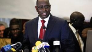 Nieuwe president Senegal legt eed af