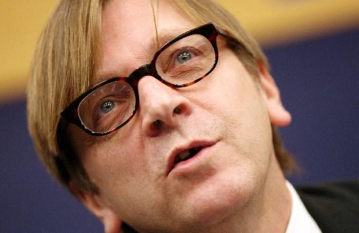 Sofina vraagt Verhofstadt als bestuurder
