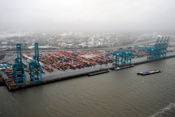 Antwerpse haven wint World Ports Award