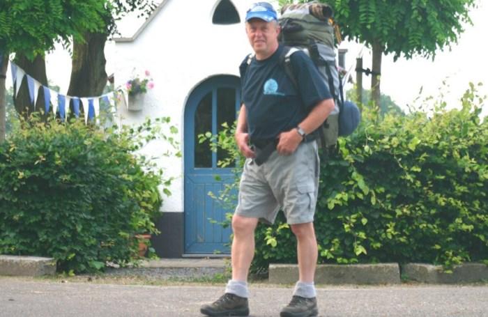 Supporter stapt 170 kilometer van Balen naar Oudenaarde