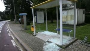 Veel belastinggeld kwijt door vandalisme aan bushokjes