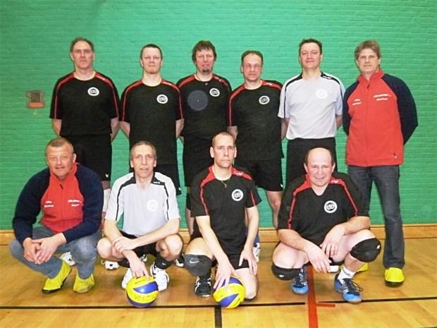 Volley Meerhout is kampioen