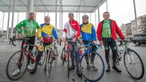 Johan Museeuw verkent parcours Antwerpse fietshappening