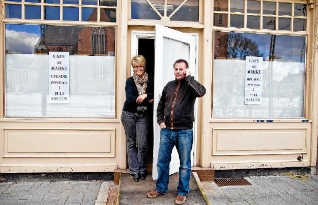 Nieuwe uitbaters voor voormalig café De Beurs