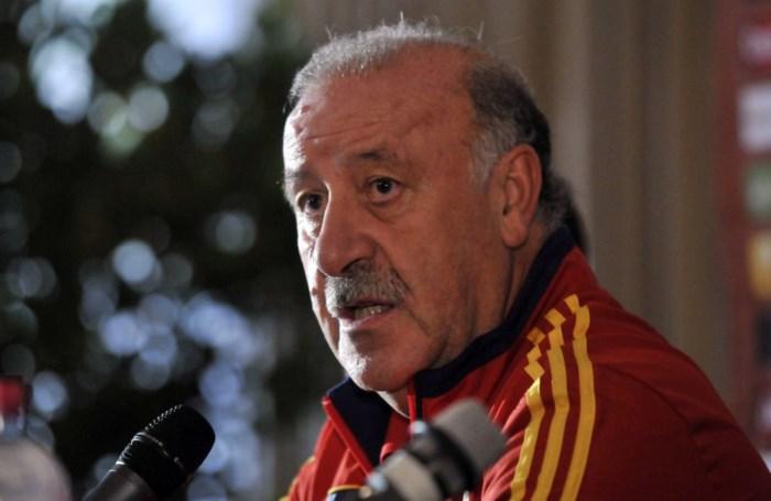 """Del Bosque: """"Heb mijn contract bij Spanje verlengd"""""""
