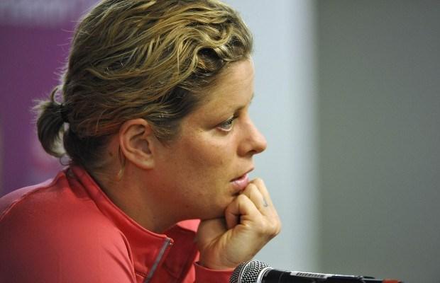 Clijsters past voor Roland Garros