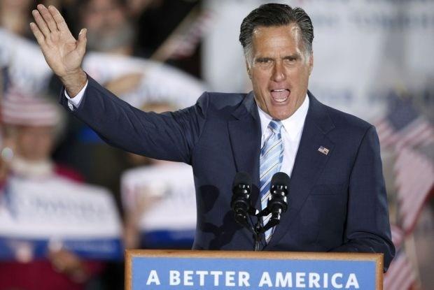 Mitt Romney opent strijd tegen Obama