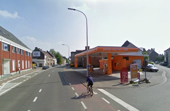 Gewapende overval op tankstation in Aalst