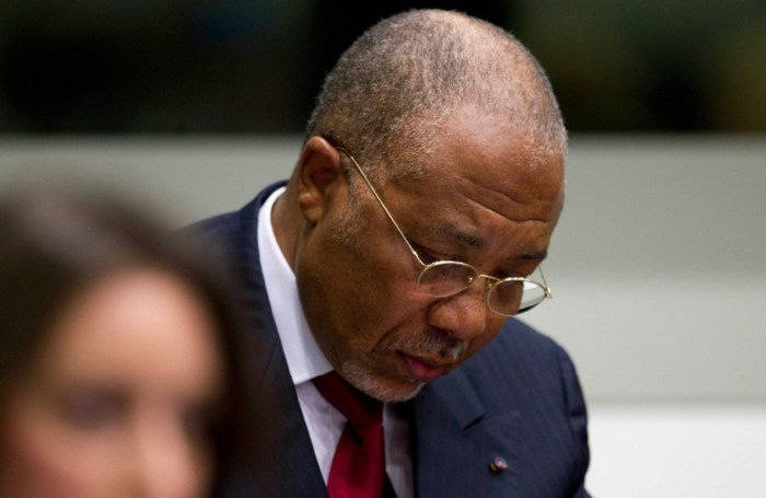 Ex-president Liberia schuldig aan oorlogsmisdaden