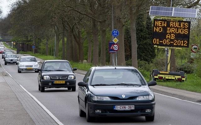 Wietpas doet zijn intrede in zuiden van Nederland