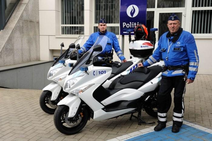 Nieuwe scooters voor sneller politieoptreden