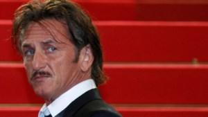 Filmster Sean Penn zamelt 1,3 miljoen euro in voor Haïti